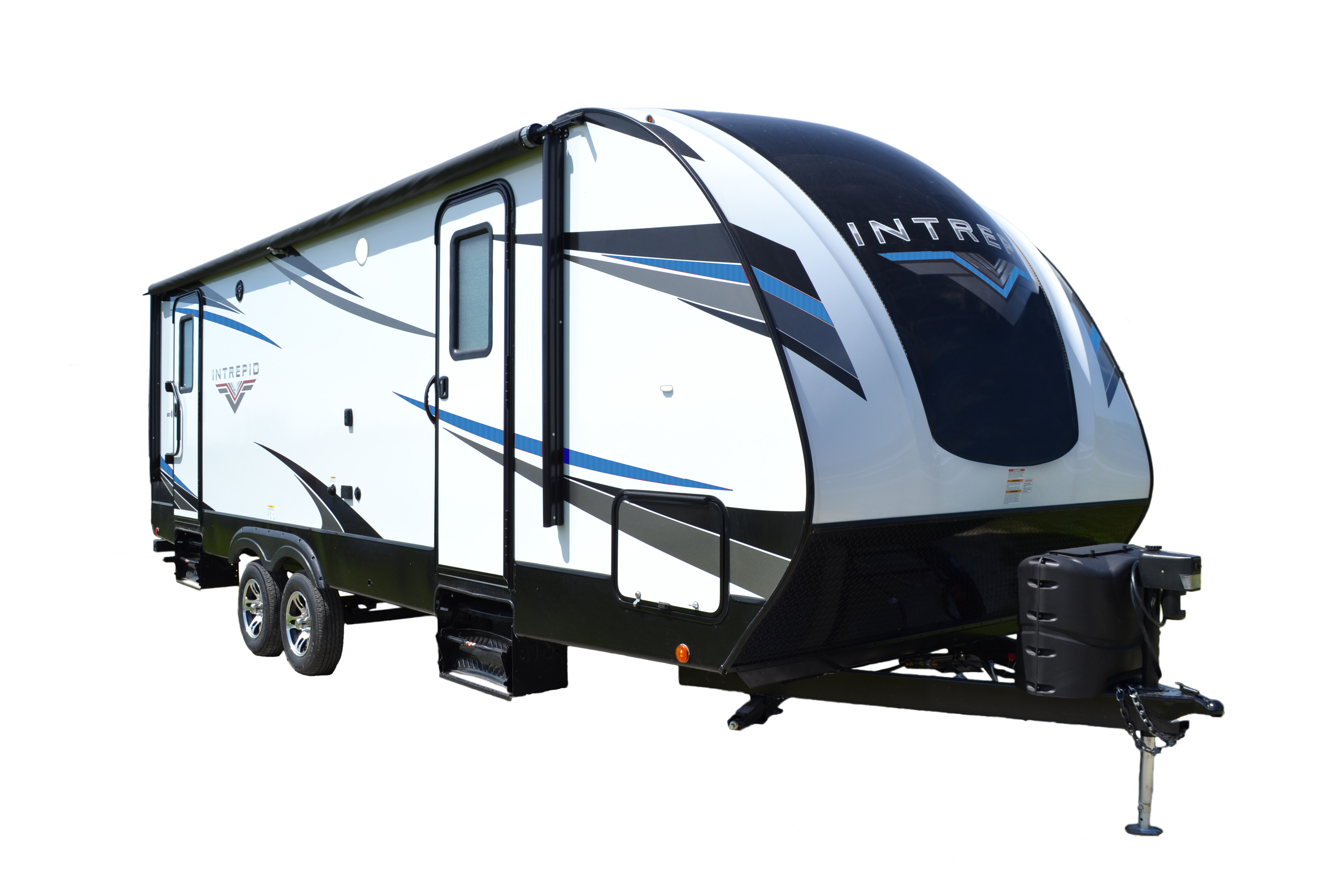 intrepid travel trailer